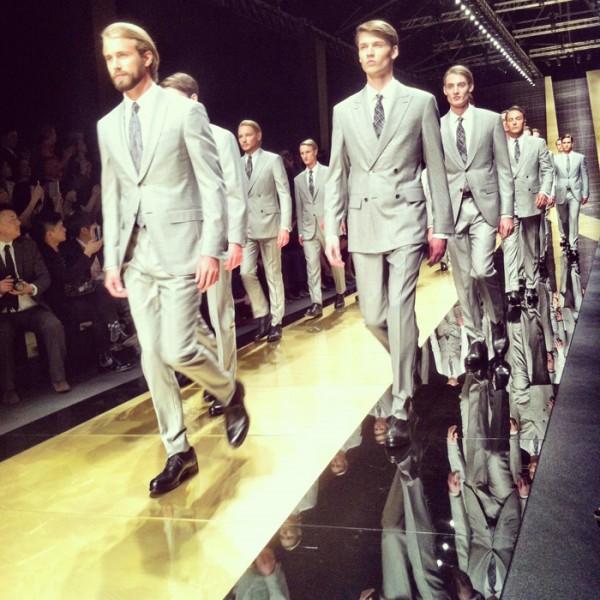 50 shades of grey! The 50th Edition of Ermenegildo Zegna Wool Awards.