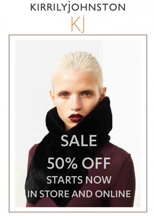 Kirrily Johnston sale