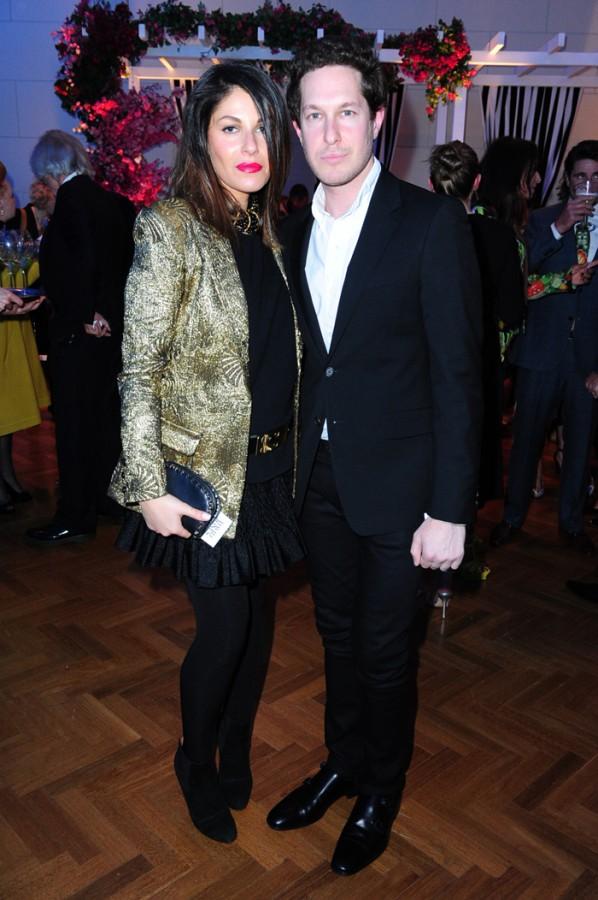 Camilla Freeman-Topper & Marc Freeman.