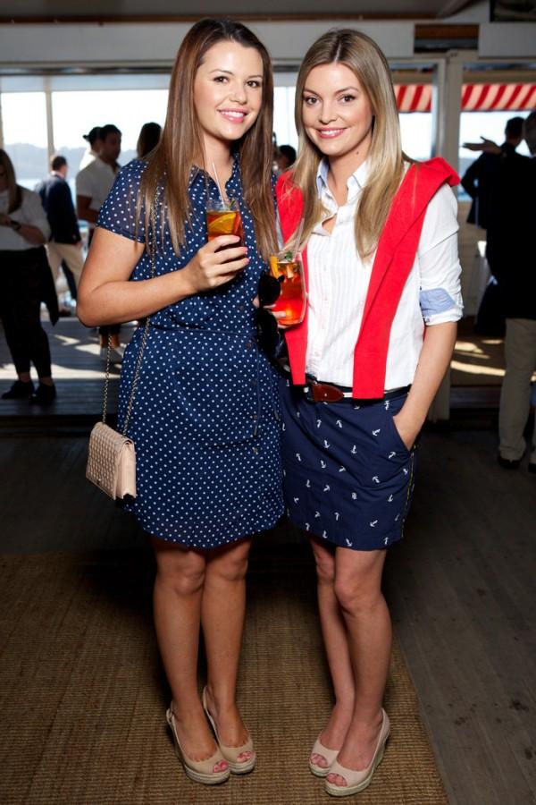 Maddie Hunter & Natalie Hunter