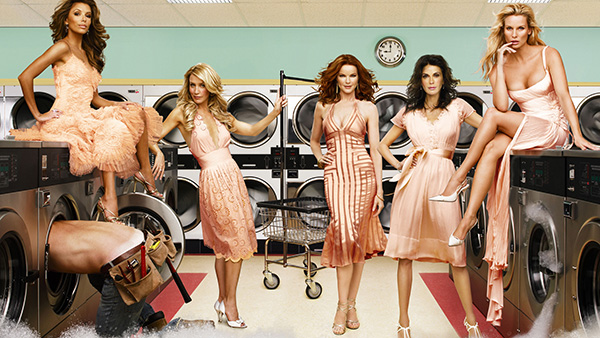 The cast of Desperate Housewives.