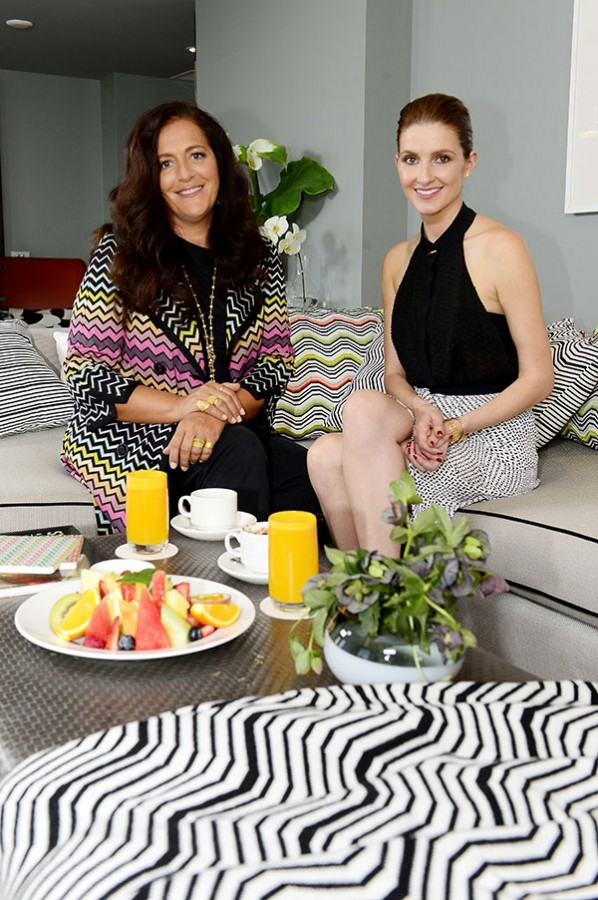 Angela Missoni For Date With Kate - SMH