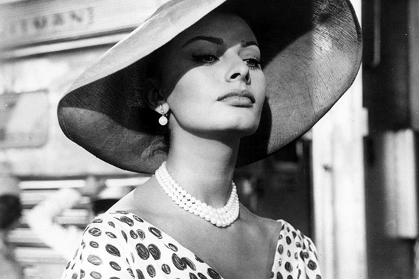 Style Icon I Love Sophia Loren Kate Waterhouse