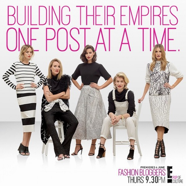 The business of fashion blogging