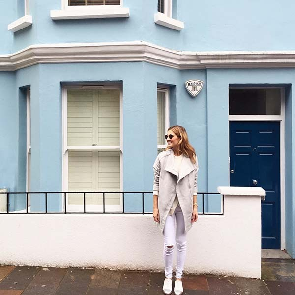 Checking out Notting Hill. See What I Wore HERE.