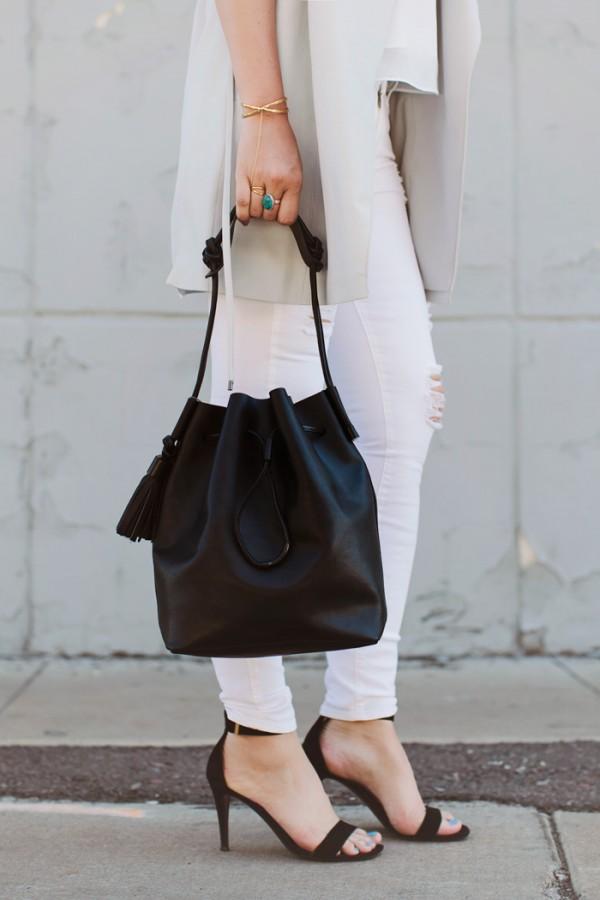 Wrist_Chain_Gorjana_Bracelet_Black_Bucket_Bag_Fashion_Blog