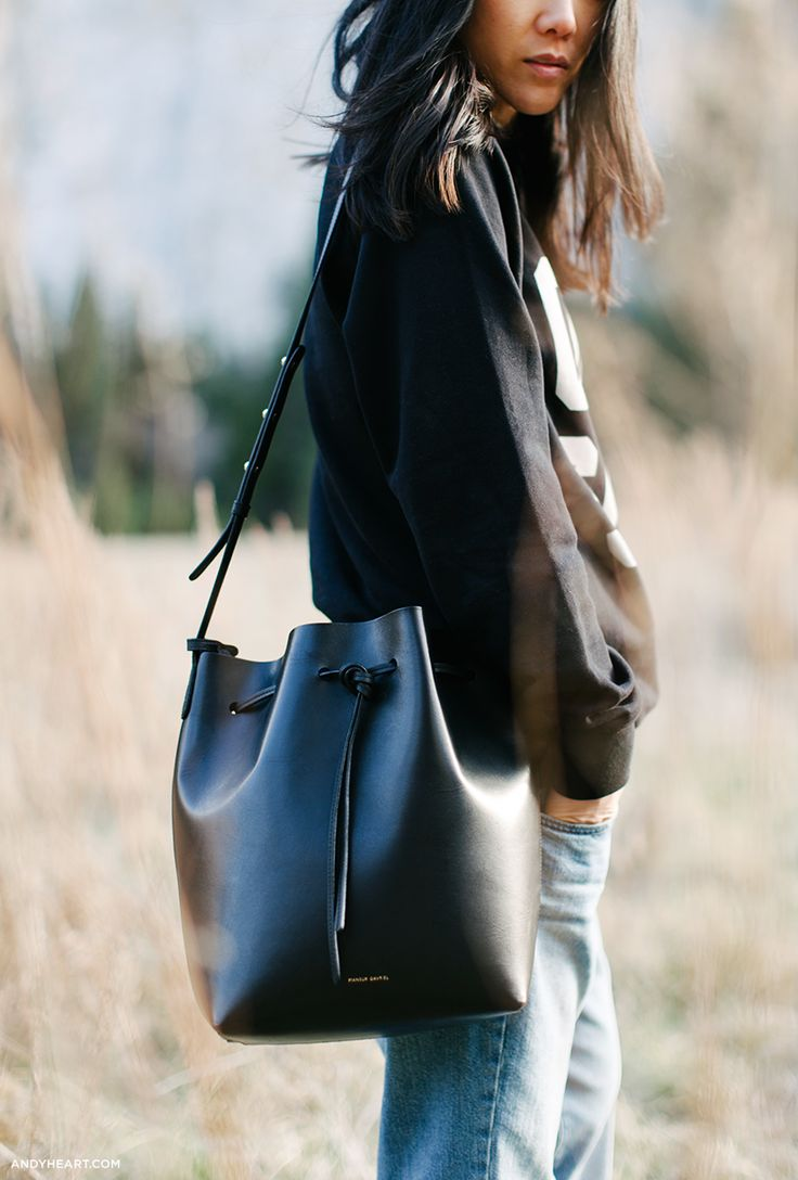 Trend to try the bucket bag - Kate Waterhouse