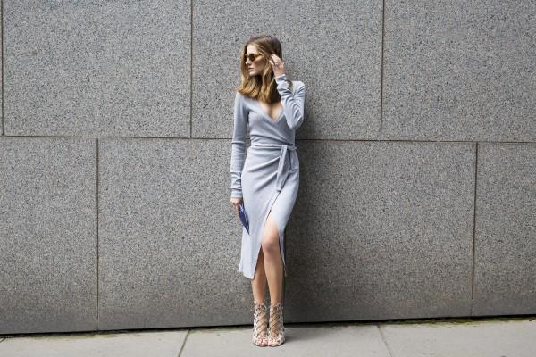 Stylesnooperdan Kate Waterhouse Grey wrap 9