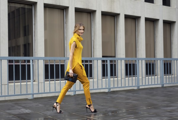 Stylesnooperdan Kate Waterhouse Yellow 3