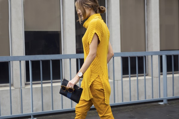 Stylesnooperdan Kate Waterhouse Yellow 7