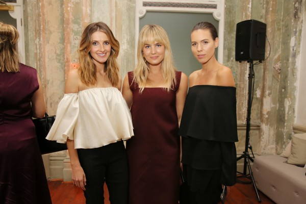 Kate Waterhouse Brooke Testoni Kaity Ham