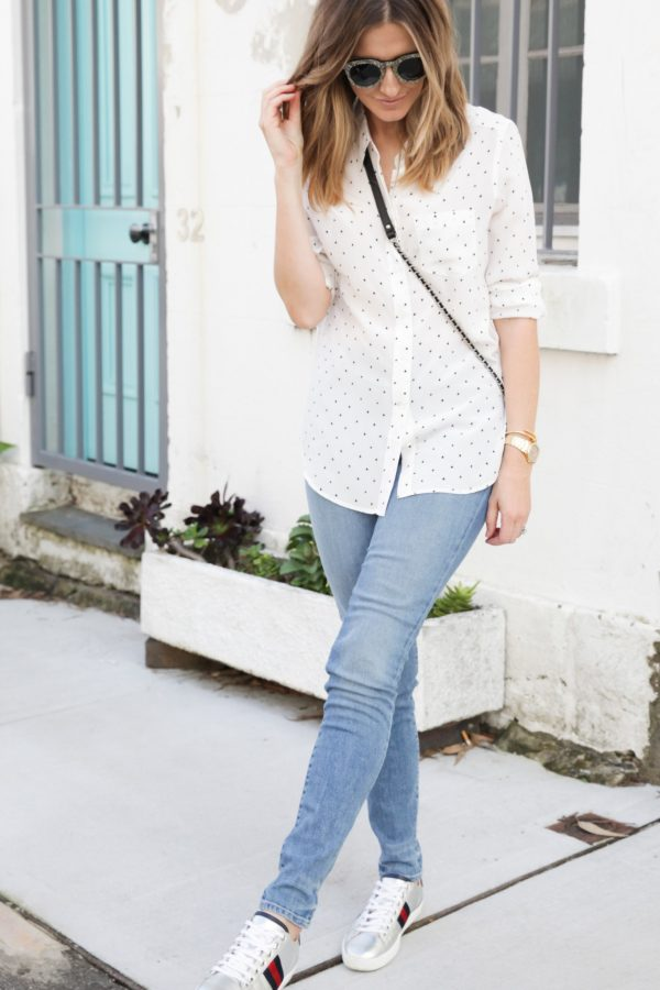 kate waterhouse weekend wear j brand jeans equipment white shirt 3