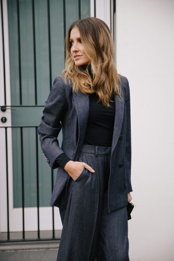 Kate Waterhouse Max Mara suit