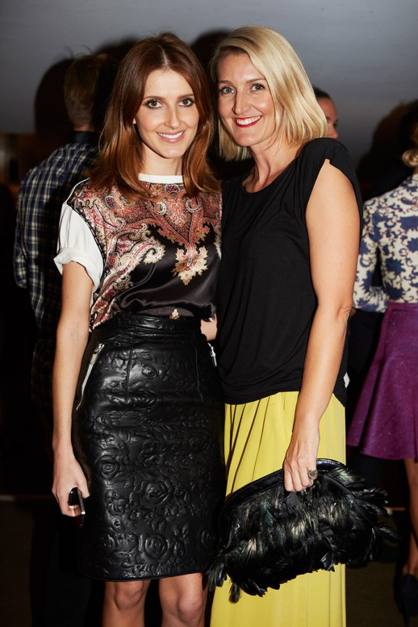 Kate Waterhouse &  Claire Fabb