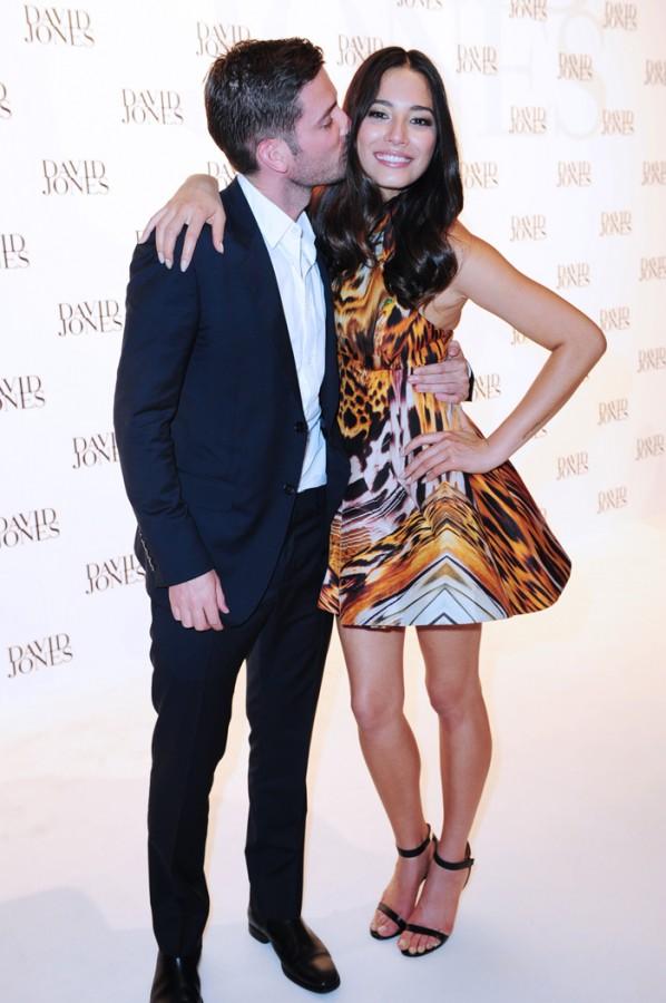 Jessica Gomes & Sebastian Grapaz.