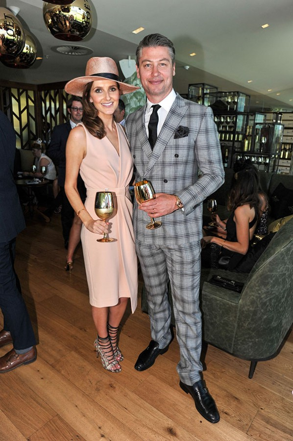Kate Waterhouse & Luke Ricketson