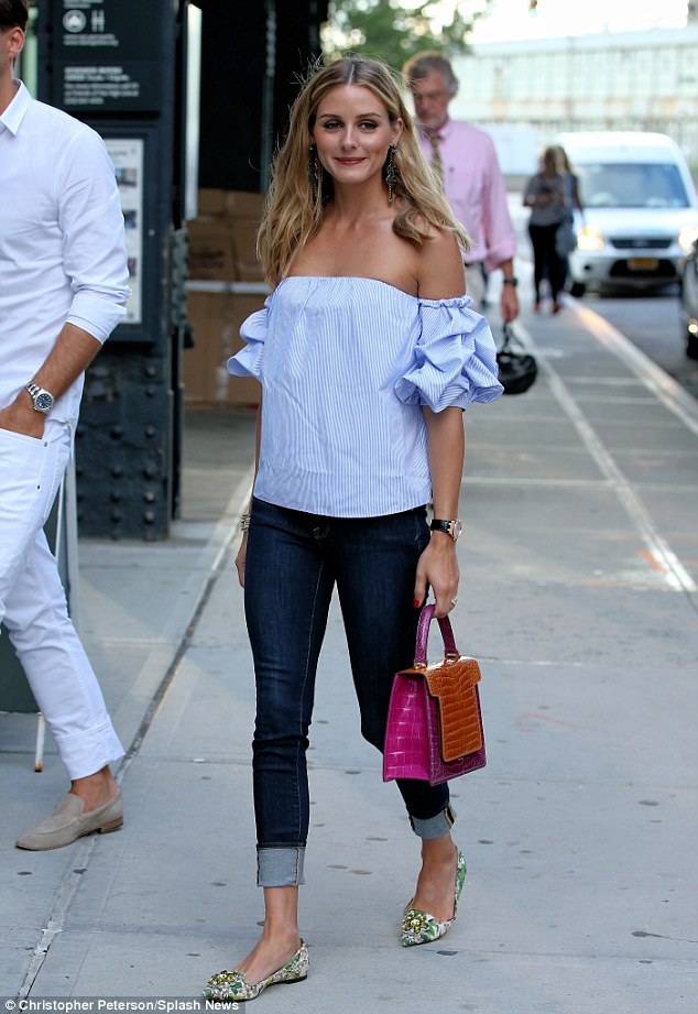 6 ways with off the shoulder tops - Kate Waterhouse